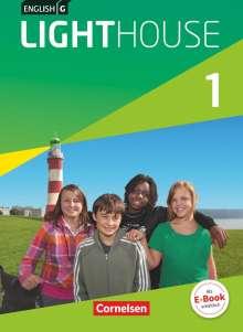 Susan Abbey: English G LIGHTHOUSE 1: 5. Schuljahr. Schülerbuch, Buch