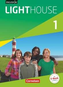 Susan Abbey: English G LIGHTHOUSE 01: 5. Schuljahr. Schülerbuch, Buch