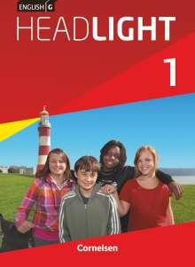 Susan Abbey: English G Headlight 01: 5. Schuljahr. Schülerbuch, Buch