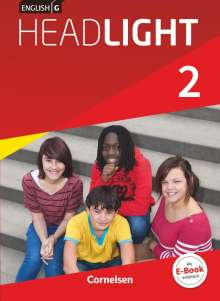 Susan Abbey: English G Headlight 02: 6. Schuljahr. Schülerbuch, Buch