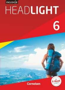 Susan Abbey: English G Headlight Band 6: 10. Schuljahr- Allgemeine Ausgabe - Schülerbuch, Buch