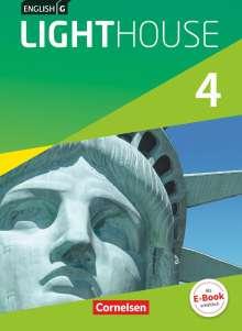 Susan Abbey: English G LIGHTHOUSE 04: 8. Schuljahr. Schülerbuch, Buch