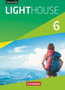 Susan Abbey: English G LIGHTHOUSE Band 6: 10. Schuljahr - Allgemeine Ausgabe - Schülerbuch, Buch