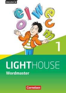 Uschi Fleischhauer: English G LIGHTHOUSE 01: 5. Schuljahr. Wordmaster, Buch