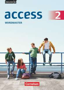 Jon Wright: English G Access 02: 6. Schuljahr. Wordmaster mit Lösungen, Buch