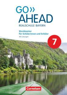 Ursula Fleischhauer: Go Ahead 7. Jahrgangsstufe - Ausgabe für Realschulen in Bayern - Wordmaster, Buch