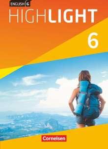 Susan Abbey: English G Highlight Band 6: 10. Schuljahr - Hauptschule - Schülerbuch, Buch