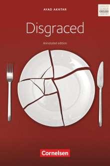 Ramin Azadian: Disgraced, Buch