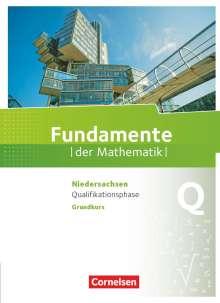 Jan Block: Fundamente der Mathematik Qualifikationsphase Grundkurs - Niedersachsen - Schülerbuch, Buch