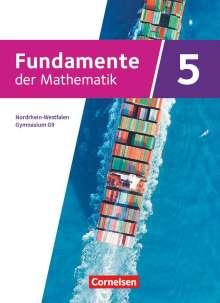 Hans Ahrens: Fundamente der Mathematik 5. Schuljahr - Nordrhein-Westfalen - Schülerbuch, Buch