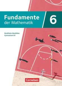 Kathrin Andreae: Fundamente der Mathematik 6. Schuljahr - Nordrhein-Westfalen - Schülerbuch, Buch