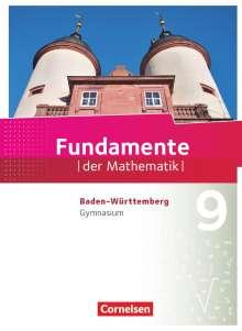 Stefan Altherr: Fundamente der Mathematik - Baden-Württemberg - 9. Schuljahr - Schülerbuch, Buch