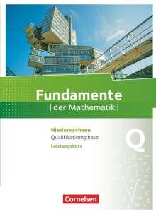 Jan Block: Fundamente der Mathematik Qualifikationsphase - Leistungskurs - Niedersachsen - Schülerbuch, Buch