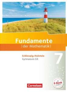 Kathrin Andreae: Fundamente der Mathematik 7. Schuljahr - Schleswig-Holstein G9 -  Schülerbuch, Buch