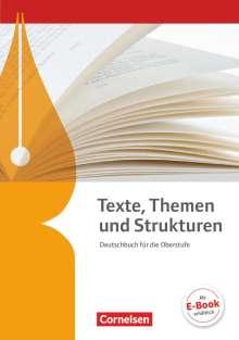 Gerd Brenner: Texte, Themen und Strukturen. Schülerbuch, Buch