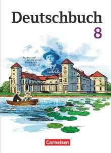 Petra Bowien: Deutschbuch Gymnasium 8. Schuljahr. Schülerbuch. Östliche Bundesländer und Berlin, Buch