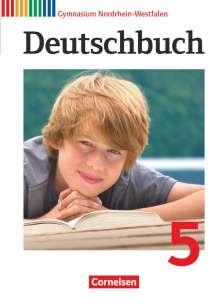 Alexander Joist: Deutschbuch 5. Schuljahr. Schülerbuch Gymnasium Nordrhein-Westfalen, Buch