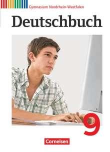Gerd Brenner: Deutschbuch 9. Schuljahr Schülerbuch. Gymnasium Nordrhein-Westfalen, Buch
