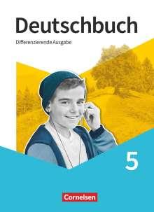 Julie Chatzistamatiou: Deutschbuch 5. Schuljahr. Schülerbuch, Buch