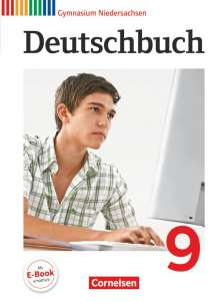 Gerd Brenner: Deutschbuch 9. Schuljahr Schülerbuch. Gymnasium Niedersachsen, Buch