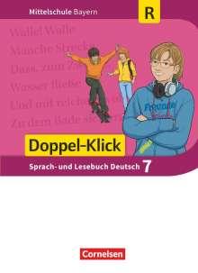 Susanne Bonora: Doppel-Klick 7. Jahrgangsstufe - Mittelschule Bayern - Schülerbuch. Für Regelklassen, Buch