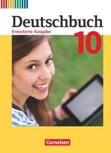 Friedrich Dick: Deutschbuch - Erweiterte Ausgabe 10. Schuljahr - Schülerbuch, Buch