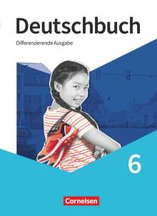 Julie Chatzistamatiou: Deutschbuch 6. Schuljahr. Schülerbuch, Buch