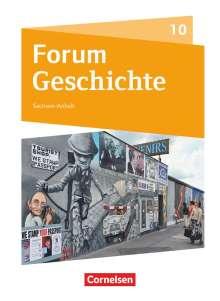 Timo Berghoff: Forum Geschichte 10. Schuljahr - Gymnasium Sachsen-Anhalt - Vom Ende des Zweiten Weltkrieges bis zur Gegenwart, Buch