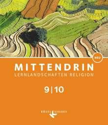 Britta Frede-Wenger: Mittendrin Band 3: 9./10. Schuljahr - Baden-Württemberg und Niedersachsen - Schülerbuch, Buch