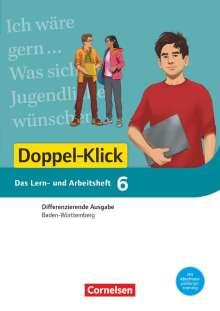 Werner Bentin: Doppel-Klick - Das Sprach- und Lesebuch - Differenzierende Ausgabe Baden-Württemberg - Band 6: 10. Schuljahr, Buch