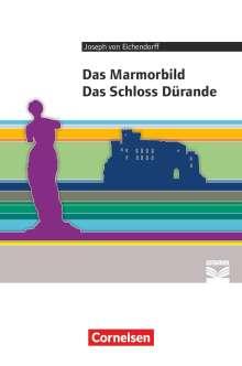 Joseph Eichendorff: Das Marmorbild, Das Schloss Dürande, Buch
