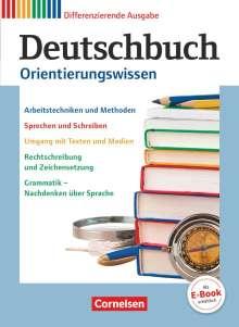 Deutschbuch 5.-10. Schuljahr - Orientierungswissen, Buch