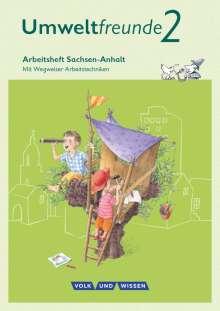 Ulrich Gard: Umweltfreunde 2. Schuljahr. Arbeitsheft Sachsen-Anhalt, Buch