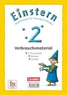 Roland Bauer: Einstern 02. Themenhefte 1-5 und Kartonbeilagen, Buch