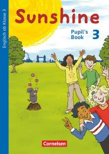 Tanja Beattie: Sunshine 3. Schuljahr. Pupil's Book, Buch