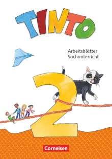 Julia Beyer: Tinto Sachunterricht 2. Schuljahr - Arbeitsblätter, Buch