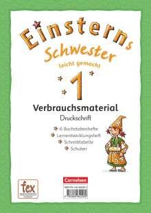 Jutta Maurach: Einsterns Schwester - Erstlesen 1. Schuljahr - Leicht gemacht Druckschrift, Buch