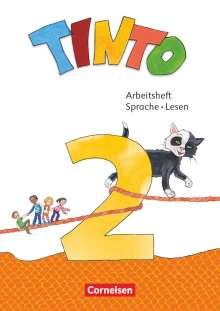 Ursula Brinkmann: Tinto Sprachlesebuch 2. Schuljahr - Arbeitsheft Sprache und Lesen, Buch