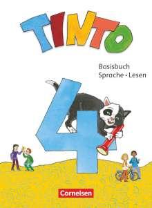 Christiane Bruns: Tinto Sprachlesebuch 2-4 4. Schuljahr - Basisbuch Sprache und Lesen, Buch