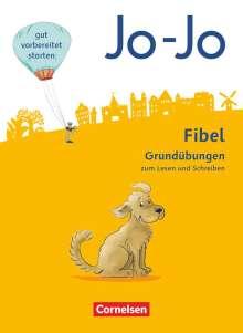 Jo-Jo Fibel - Allgemeine Ausgabe. Grundübungen zum Lesen und Schreiben, Buch
