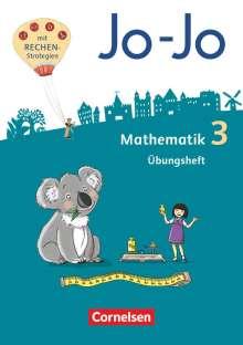 Joachim Becherer: Jo-Jo Mathematik 3. Schuljahr - Übungsheft, Buch