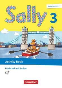 Jasmin Brune: Sally. Englisch ab Klasse 3 - 3. Schuljahr - Activity Book: Förderheft, Buch