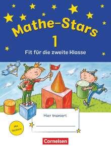 Barbara Eiband: Mathe-Stars - Fit für die zweite Klasse. Übungsheft, Buch