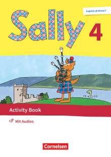 Jasmin Brune: Sally. Englisch ab Klasse 3 - 4. Schuljahr - Activity Book, Buch