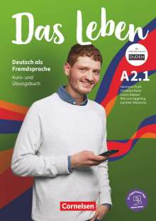Rita Maria von Eggeling: Das Leben A2: Teilband 1 - Kurs- und Übungsbuch, Buch