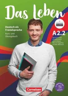 Rita Maria von Eggeling: Das Leben A2: Teilband 2 - Kurs- und Übungsbuch, Buch