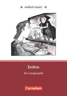 Ursula Poznanski: Einfach lesen! Niveau 3 - Erebos, Buch