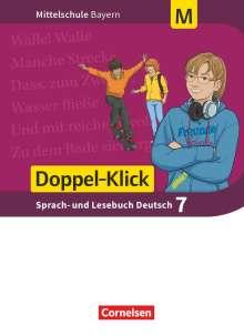 Susanne Bonora: Doppel-Klick 7. Jahrgangsstufe - Mittelschule Bayern - Schülerbuch. Für M-Klassen, Buch
