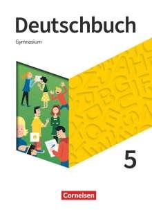 Christine Eichenberg: Deutschbuch Gymnasium 5. Schuljahr - Schülerbuch, Buch