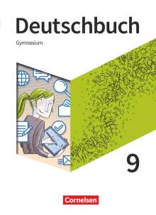 Christoph Fischer: Deutschbuch Gymnasium 9. Schuljahr - Schülerbuch, Buch